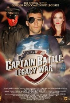 Ver película Captain Battle: Legacy War