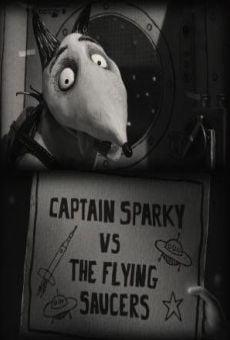 Ver película Captain Sparky vs. the Flying Saucers
