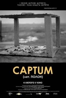Ver película CAPTUM (Lat. Captivity)