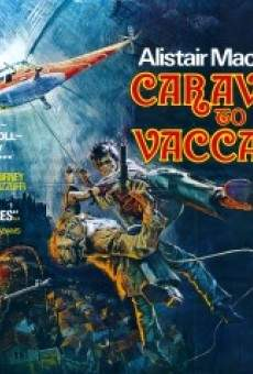 Ver película Caravana hacia la aventura