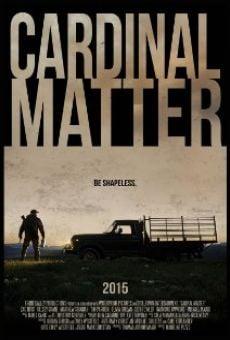 Ver película Cardinal Matter