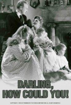 Ver película Cariño, ¿por qué lo hiciste?