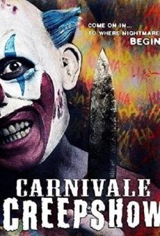 Carnivale Creepshow en ligne gratuit