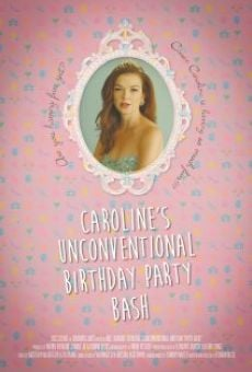 Caroline's Unconventional Birthday Party Bash online