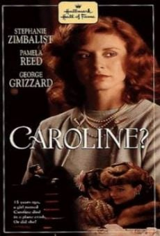 Ver película Caroline?