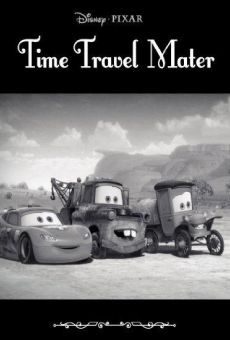 A Cars Toon; Mater's Tall Tales: Time Travel Mater