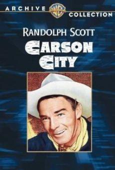 Ver película Carson City