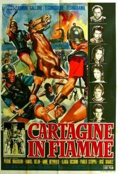 Ver película Cartago en llamas