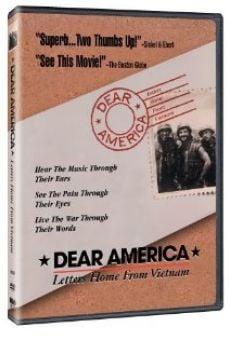 Dear America - Lettres du Viêt-nam
