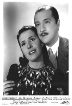 Ver película Casamiento en Buenos Aires