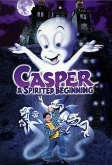 Casper: La primera aventura online