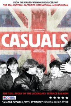 Película: Casuals: The Story of the Legendary Terrace Fashion