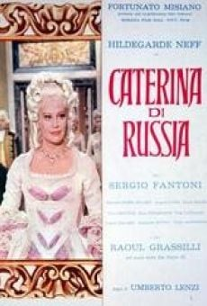 Caterina di Russia online
