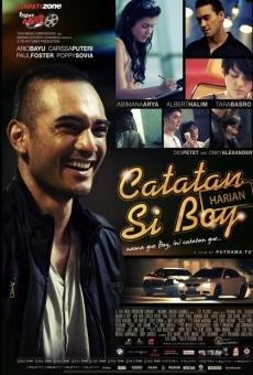 Ver película Catatan (Harian) Si Boy