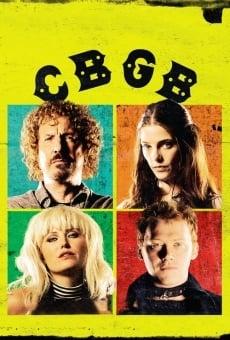 Ver película CBGB