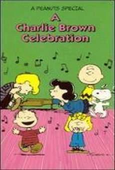 A Charlie Brown Celebration gratis
