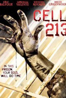 Ver película Cell 213