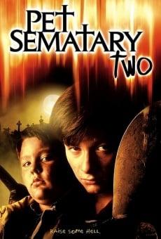 Ver película Cementerio de animales 2