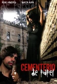 Ver película Cementerio de papel