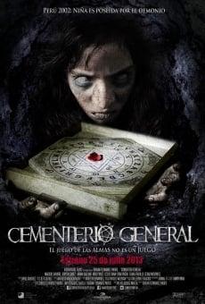 Ver película Cementerio General