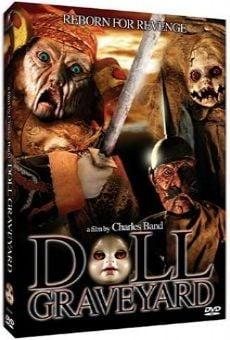 Ver película Cementerio infernal
