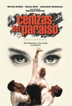 Ver película Cenizas del paraíso