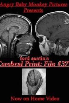 Cerebral Print: File #371