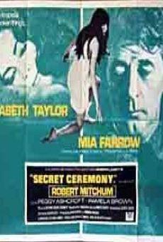 Ver película Ceremonia secreta