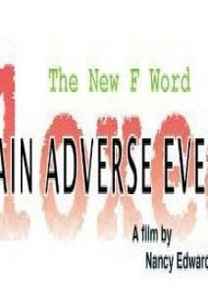 Película: Certain Adverse Events
