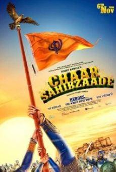 Chaar Sahibzaade on-line gratuito