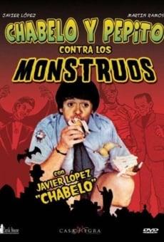 Ver película Chabelo y Pepito contra los monstruos