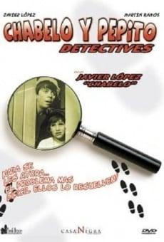 Ver película Chabelo y Pepito detectives