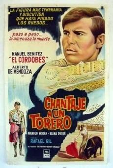 Ver película Chantaje a un torero