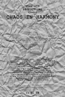 Watch Chaos in Harmony online stream