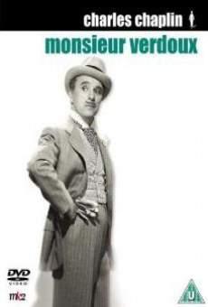 Ver película Chaplin Today: Monsieur Verdoux