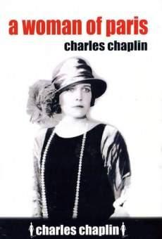 Ver película Chaplin Today: Una mujer de París