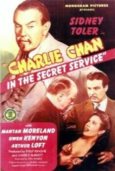Charlie Chan In The Secret Service [1944]