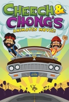 Watch Cheech & Chong's Animated Movie online stream
