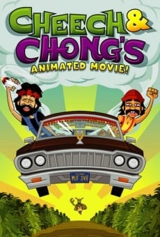 Cheech & Chong's Animated Movie online