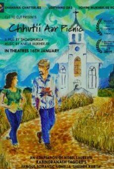 Película: Chhutii Aar Picnic