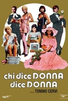 Chi dice donna, dice donna