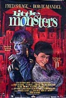 Chicos Monsters online gratis