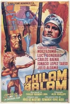 Chilam Balam en ligne gratuit