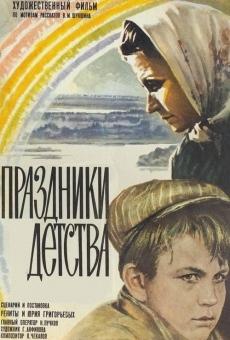 Ver película Childhood Holidays