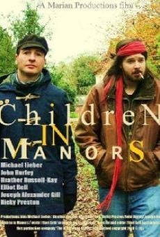 Children in Manors