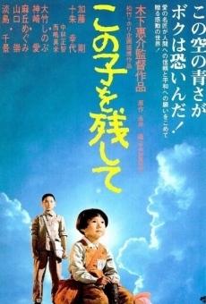 Ver película Children of Nagasaki