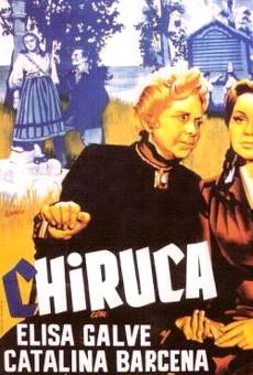 Ver película Chiruca
