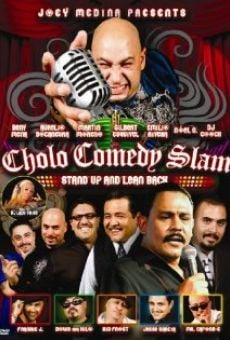 Cholo Comedy Slam: Stand Up and Lean Back online