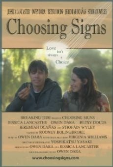 Ver película Choosing Signs