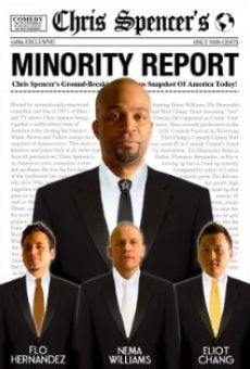 Chris Spencer's Minority Report online free